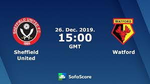English League - Premier League 8th round: Watford FC - Sheffield United FC 0-0