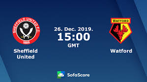 English League - Premier League 8th round: Watford FC - Sheffield United FC 0-0